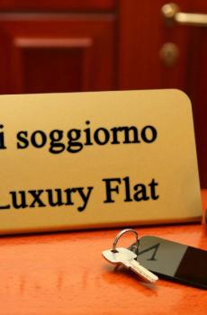 Tassa di soggiorno + Rimborso oneri - Rome Luxury Flat